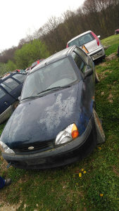 Dijelovi Ford fijestra 2000 g