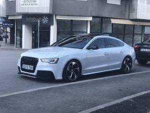 Audi A5 RS5 optic