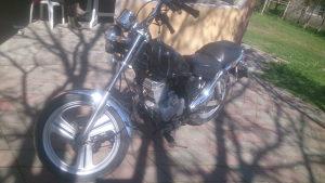 Motocikl choper