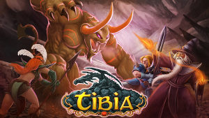 Tibia: Gold, Accounts, Power Leveling, Items