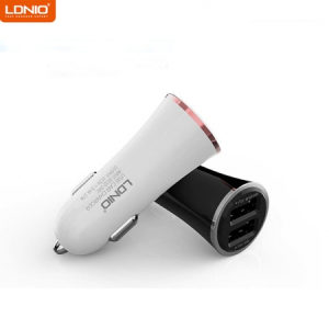 Punjač Auto LDNIO iPhone DL-C28 (9145)