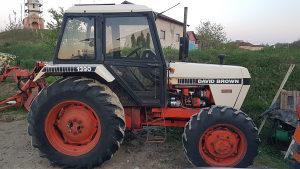 Traktor DAVID BROWN 1390