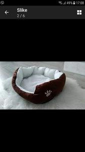 Krevet za pse i macke