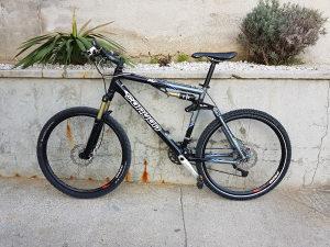 Brdski bicikl Full Suspension MANITOU