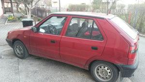 Škoda Felicia 1.3 benz plin reg