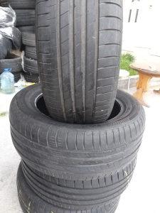 Ljetne gume Goodyear 215 55 16 4 komada