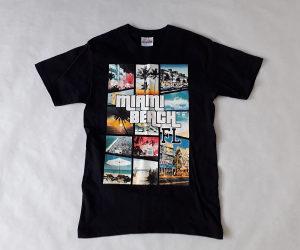 (19-04-014) GTA Miami Beach FL majica XS