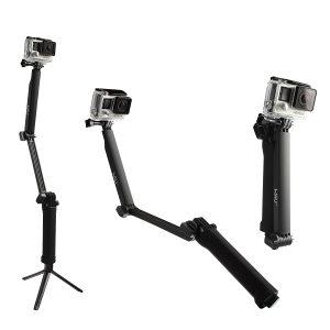 GoPro 3-Way selfie stick
