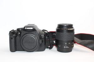 Canon 550D i 80-200mm 1:4.5-5.6 II