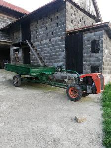 Motokultivator labin progres traktor 14