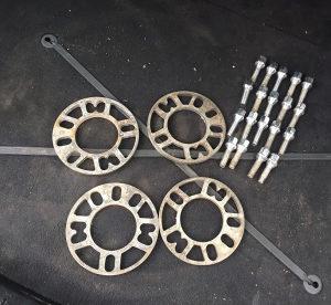 Univerzalni distanceri 1cm 4x100 4x108 5x110 5x112
