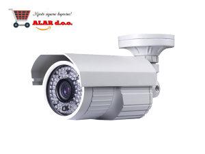 Vanjska kamera AHD, 1MP, 720p, IR60m
