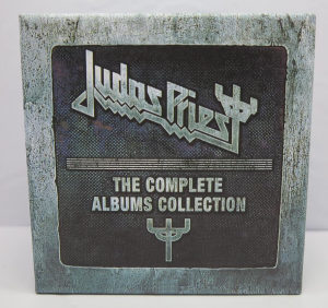 Judas Priest 19 CD Box Set