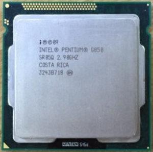 Procesor Intel Pentium G850