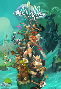 Wakfu: Kamas, Accounts, Power Leveling, Items