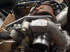 Turbina Peugeot 307 1,6 hdi Autootpad Cako