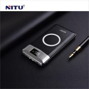 PowerBank 10000mAh NITU NT-Y6W Black (9100)