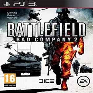 Battlefield Bad Company PS3 Used (9098)