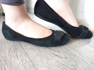 Cipele ženske 39 GEOX, crne,tip