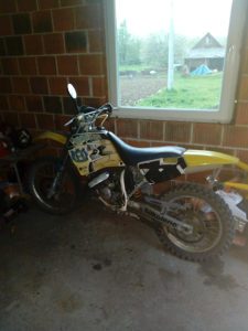 Motocikl Husvarna