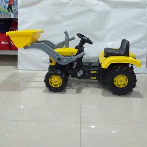 Bager,traktor sa kasikom