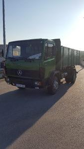 Mercedes 1320kiper