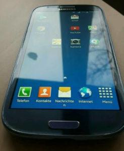 Samsung s3 neo
