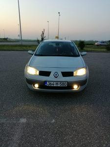 Renault Megane 1.6 16V benzin/plin