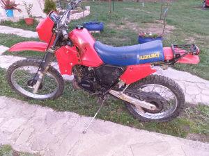 Kros 125 Suzuki
