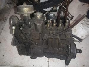 Boschpumpa mercedes 124 250d