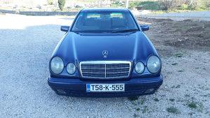 Mercedes-Benz E 290 TD nove gume Registrovan