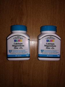 Kalcijum / Magnezium / Cink / D3