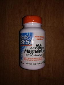 Doctors BEST Magnesium visoke absorpscije
