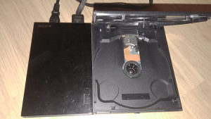 PLAY STATION 2-SONY