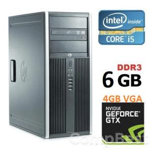 I5 GAMER 6GB RAMA 4GB VGA, 500GB HDD -> 350KM FIXNO