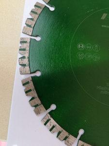 Dijamantska šajba za beton 230mm Novo