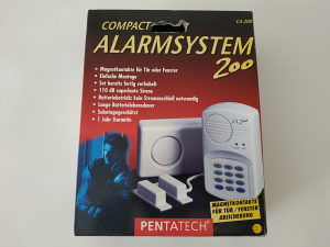 Battery Operated Alarm System CA200