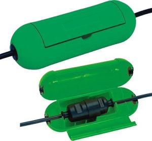 Safebox cable, Vanjska zaštita za kabal utikače