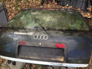 Zadnja hauba Audi a6