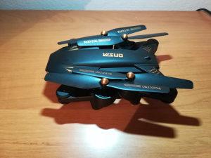 Dron Visuo XS809S/HD Kamera/60min leta/3 baterije