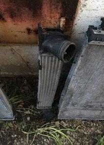 Interculer hladnjak bmw e87 e81