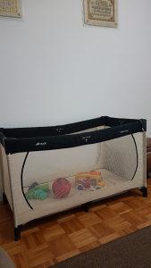 Djeciji pokretni krevetac