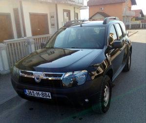 Dacia duster 1.6 (benzin) 4x4