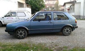 Volkswagen Golf 1.6cm.dizel 50kw. Reg. do 12.2019g.