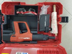 Hilti dx a41 pneumatski pistolj za beton