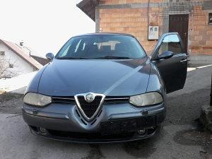 Alra Romeo 156