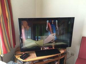 Lcd tv lg 42 incha fullhd dvbt
