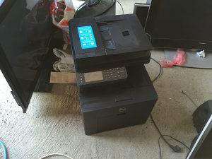 Veliki laserski printer u boji stampac dell