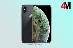 Apple iPhone XS MAX 64GB Dual Grey