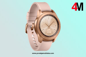 Samsung Galaxy R815F 42mm Smart Watch Rose Gold
